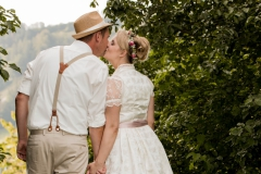 Hochzeitspaar shooting